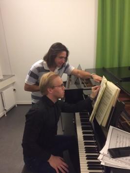 Emil og Christian